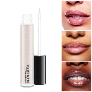 NIB MAC Dazzleglass Lip Gloss PLEASURE PRINCIPLE